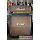Marshall JCM 800 Bass Head + Cabinet 4x12 Brown Grill Cloth Used