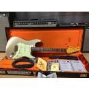 Fender Stratocaster Custom Shop 1969 Shoreline Gold 69 Teambuilt