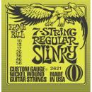 2621 - 7-string Regular Slinky Muta Per Chitarra E