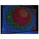 Pixel Sky Pro II Tenda 6x4m nero Soft LED Wall P187,5 compreso Flycase OFFERTA