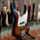 FENDER - HIGHWAY JAZZ BASS SUNBURST ..