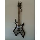 B.C. RICH WARLOCK GUITAR PLATINUM SERIES SPECIAL EDITION 504