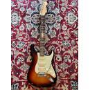 Fender Stratocaster American Deluxe HSS - 2009 - 3T Sunburst