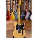 Fender Custom Shop 1952 Time Machine Journeyman Relic Telecaster Maple Neck Aged Nocaster Blonde
