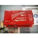 HUGHES & KETTNER RED BOX MK II SPEAKER SIMULATOR - SIMULATORE CABINET - USATO