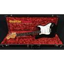 Fender Stratocaster USA Jimi Hendrix Voodoo Reverse Headstock Black 1997 Used Ex Collector