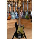 Fender Mexico Deluxe Precision Bass Rosewood Fingerboard Black