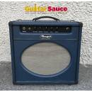 Fargen Custom Shop Blackbird Special Edition Combo 1x12 Custom SE 20 Watt Navy Blue Tolex Serial Num