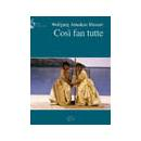 Edizioni musicali MOZART COSI' FAN TUTTE PIANO VOCAL SCORE -MK17382-