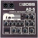 BOSS AD-5 Acoustic Instrument Processor