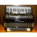 ORA CASTEFIDARDO FISARMONICA 120B 4\5 11M+7 NERA MIDI ELETTR.AKG