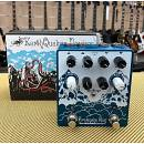 EARTHQUAKER DEVICES AVALANCHE RUN V2 STEREO DELAY AND REVERB SPEDIZIONE GRATIS!