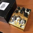 STONE DEAF FX TRASHY BLONDE PARAMETRIC AMP FILTER OVERDRIVE