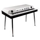 Waldorf Zarenbourg white stage piano