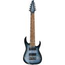 Ibanez RGIR9FME-FDF Faded Denim Burst Flat