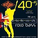 Rotosound - RB-40/5 Roto Bass - Nickel