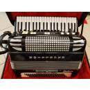 EXCELSIOR FISARMONICA ELECTRONIC 120 BASSI 4/5 MUSETTE 7+3