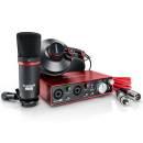 SCHEDA AUDIO USB FOCUSRITE Scarlett 2i2 Studio (2nd Generation)
