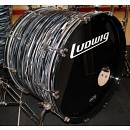 Ludwig Classic Maple Black Oyster Pearl drum set EX DEMO