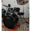 Batteria acustica come nuova con piatti Zildjian