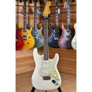 Fender Custom Shop '60 Relic Stratocaster 30th Anniversary Rosewood Fingerboard Aged Olympic White