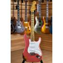 Fender Custom Shop 30Th Anniversary '55 Stratocaster Aged Coral Pink/Chocolate