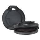 ROCKBAG - Rb22340b Genuine Leather Cymbal Custodia per piatti 56 cm