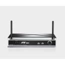 JTS US-8010D/PT900DB+CM-501 Sistema UHF Diversity PLL 776.5MHz Spedito Gratis!!!