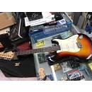SX STRATOCASTER chitarra eccezionale per principianti !! + plettro Fender