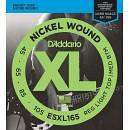 D'Addario ESXL165 DOUBLE BALL STEINBERGER 45-105