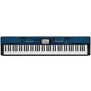 Casio Privia PX 560 MBE - Privia - pianoforte digitale e arranger con touch screen - LEGGIO E PEDALE
