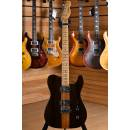 Fender American Select Telecaster HH Maple Neck Natural with Hard Case Fender Tweed - Modifica Ponte
