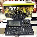 M-LIVE MERISH 5 LETTORE TOUCH SCREEN BASI MUSICALI FILE MIDI Mp3 VIDEO