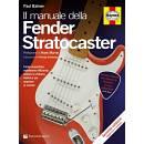 MB625 Manuale della Fender Stratocaster,Paul Balmer