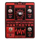Death by Audio Waveformer Destroyer - IN PRONTA CONSEGNA!