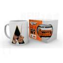 Tazza Clockwork Orange Keyart White -arancia meccanica-