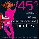 Rotosound RB-45/5 Roto Bass Nickel