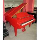 CHALLEN PIANOFORTE CHALLEN ROSSO + PANCHETTA