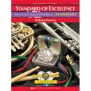 PEARSON B.: STANDARD OF EXCELLENCE CLARINETTO SIB LIVELLO 1 CON 2CD RUGGINENTI Pearson Bruce