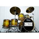 Mapex MP6225 MT Acero - MERIDIAN MAPLE 22,10,12,14,16,14x5,5 + Hardware