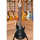 Music Man Sting Ray 5 Rosewood Fingerboard H Black