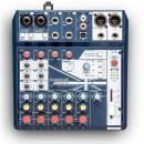 SOUNDCRAFT NOTEPAD-8FX Notepad 8, Console Analogica 2 Ingressi Mono + 3 Stereo, USB 2 In/2 Out, 1 FX
