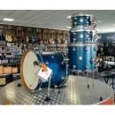 Batteria Acustica DS Drum Rebel 20-10-12-14 Aqua WBS