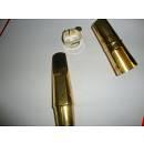 Selmer yamaha bocchino in metallo per sax alto copia ottolink