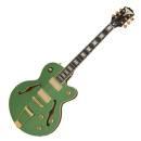 CHITARRA SEMIACUSTICA EPIPHONE UPTOWN KAT ES Emerald Green Metallic