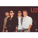 U2 SET DI 3 CARTOLINE VINTAGE ANNI 80 PART 2