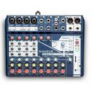 SOUNDCRAFT NOTEPAD-12FX Notepad 12, Console Analogica 4 Ingressi Mono + 4 Stereo, USB 4 In/4 Out, 1