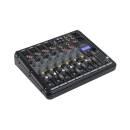 Soundsation Youmix-402 Media - Mixer Professionale 8-canali Con Lettore Mp3, Connessione Bt E Multie