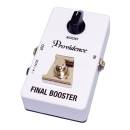 PROVIDENCE FBT-1 FINAL BOOSTER PER CHITARRA MADE IN JAPAN