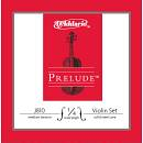 Prelude J810 Violin String Set, 1/4 Medium Tension